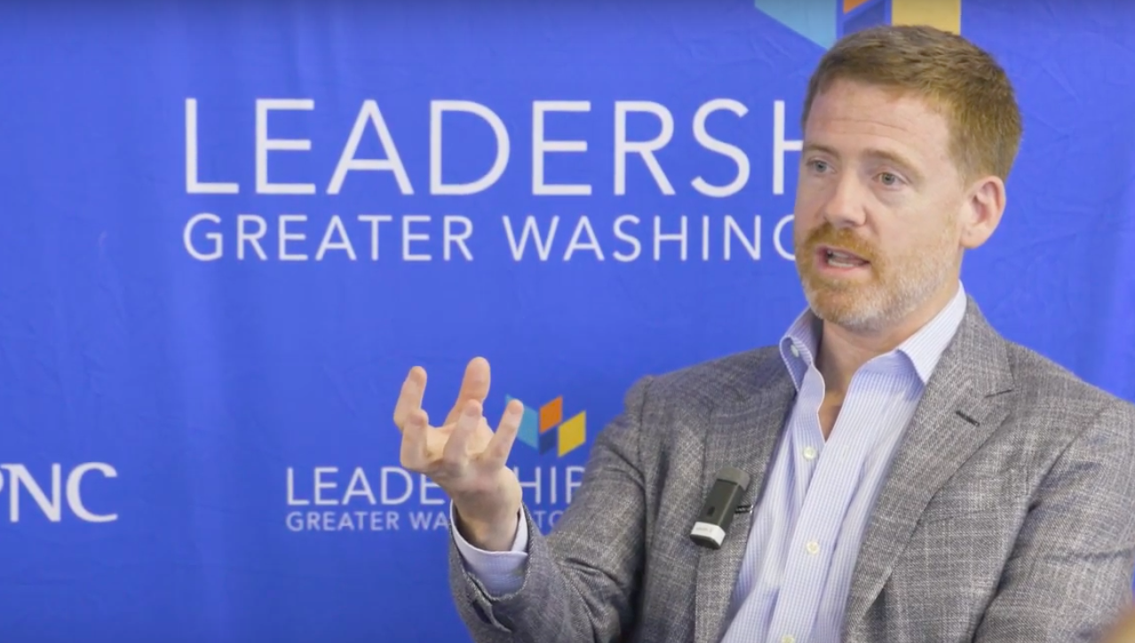 Watch: Lessons in Leadership with Matt Kelly